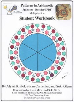 Fractions:  Booklet 6 - Multiplying - Student Workbook