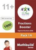 Fractions Booster - Pack 1A