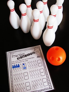 Fractions Bowling Center