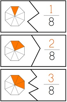 Fractions Break and Make Cards