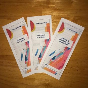 Fractions Brochures