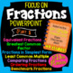 Fractions Bundle 1 (based on 4th Grade CCSS)