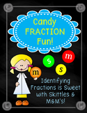 Candy Fractions- Identifying and Graphing, Introduce/Revie