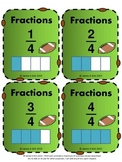 Super foot Bowl - Fractions