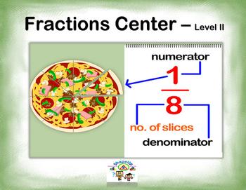 Fractions Center - Level II