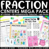 Fractions Centers Mega Pack