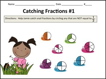Fractions Check up Pack!