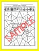 Summer Activities Color by Fractions Coloring Pages - End of Year Activities