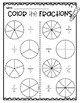 Fractions - Color the Fraction