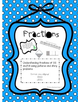 Fractions - Common Core Aligned
