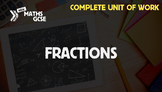 Fractions - Complete Unit of Work