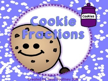 Fractions- Cookie Fractions