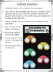 Fractions Craftivity: Story Problems, Improper Fractions,
