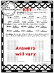 Fractions & Decimal Equivalencies: Number of the Day Activity