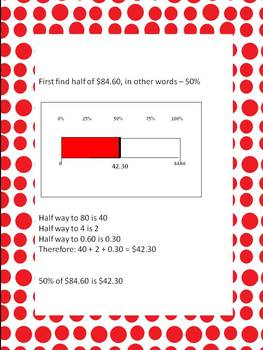 Fractions, Decimals and Percents Lessons, Games, and Worksheets: Math Bundle