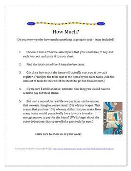 Fractions, Decimals and Percents Math Centers and Quiz Grade 6-8