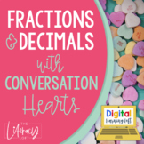 Fractions & Decimals {Valentine's Day Math}
