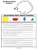 Decompose Fractions - Fourth Grade Common Core & Oklahoma Academic Standards