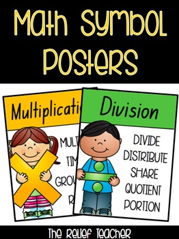 Classroom Poster Pack - Contains 6 Poster Sets!