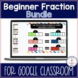 Fractions Distance Learning Digital Bundle