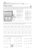 Fractions: Dividing Fractions