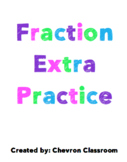 Fractions Extra Practice