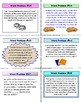 Fractions FREE PREVIEW Word Problems Task Cards