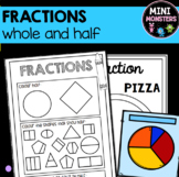 Fractions First Grade