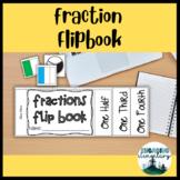 Fractions Flip Book
