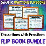 Fractions Flip Book BUNDLE!