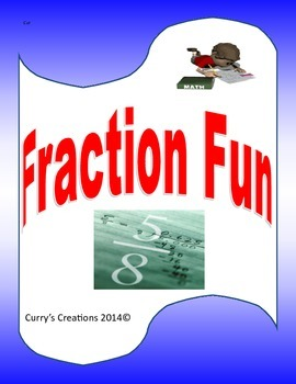 Fractions - Fraction Fun