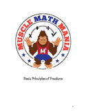 Fractions - Muscle Math Mania