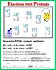 Fractions Fun (Multiplication)