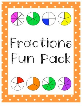 Fractions Fun Pack