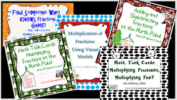 Fractions: Fun and Fabulous Bundle!