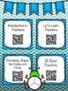 Fractions Fun with QR codes for Math Centers