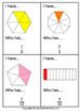 Fractions Game - FREEBIE