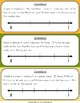 Fractions on a Number Line Activity: Fractions on a Number