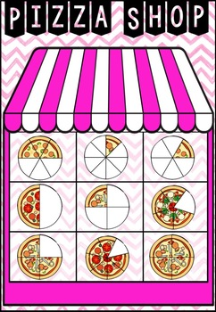 Fractions Games Galore