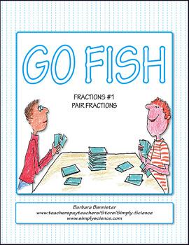 Fractions Go Fish 1