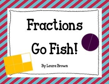 Fractions Go Fish!