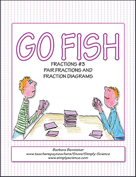 Fractions Go Fish 3