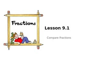 Fractions - Go Math Lesson 9.1