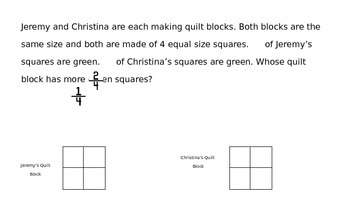 Fractions - Go Math Lesson 9.2