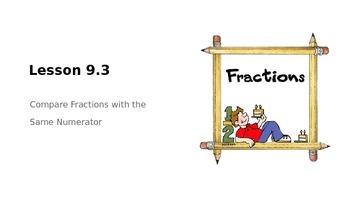 Fractions - Go Math Lesson 9.3