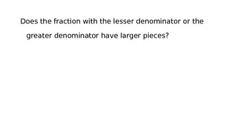 Fractions - Go Math Lesson 9.4