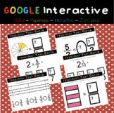 Fractions - Google Classroom Digital Task Cards