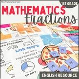 Fractions - Grade 1