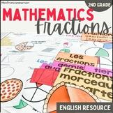 Fractions - Grade 2