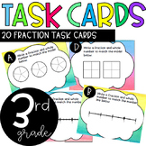 Fractions Greater than 1 Task Cards